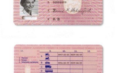Det digitale kørekort står klar til brug i 2020