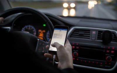 Klip i kortet for mobil brug i bilen virker